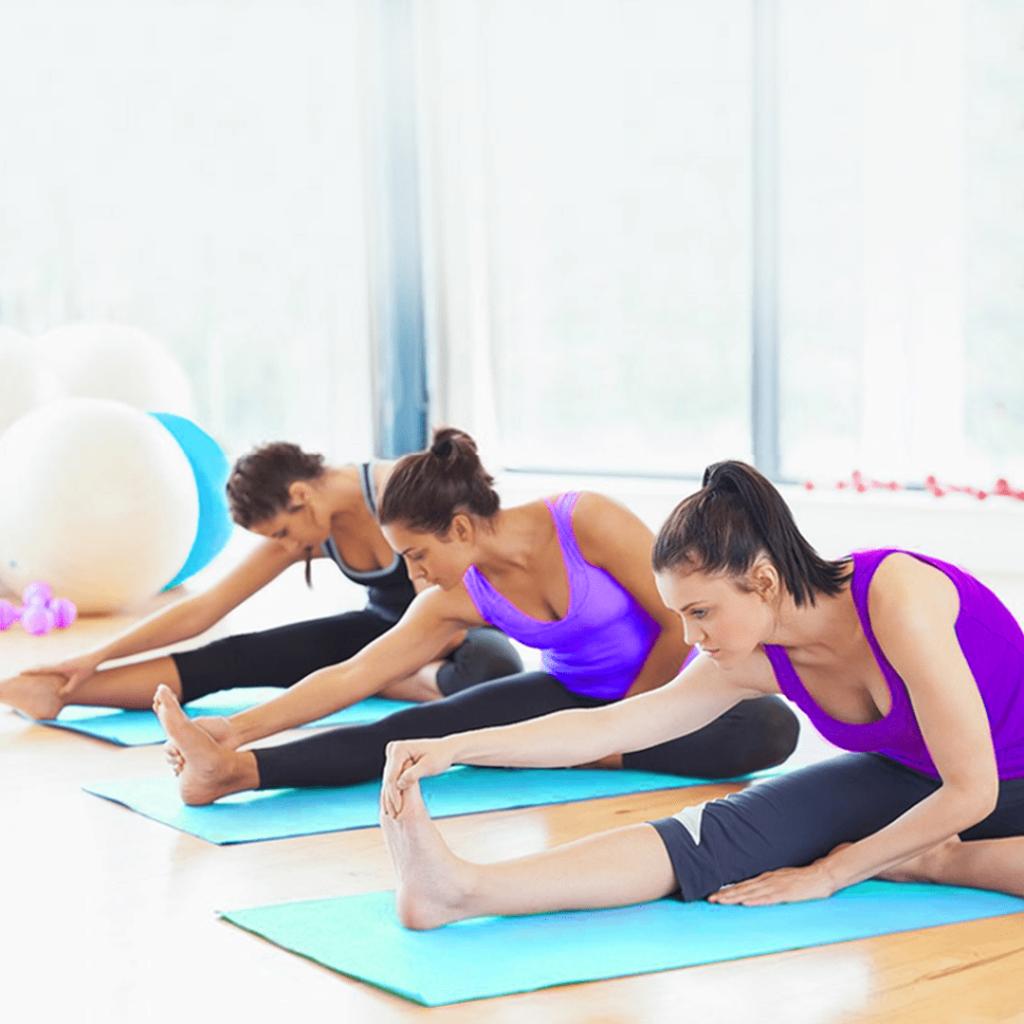 Stretching - Activités